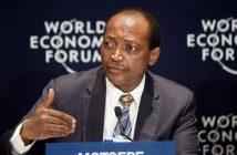 Patrice Motsepe, candidat choisi par la FIFA.