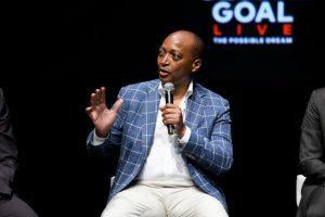 Patrice Motsepe, candidat choisi par la FIFA