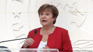 Kristalina Georgieva Ex-directrice générale de la Banque mondiale
