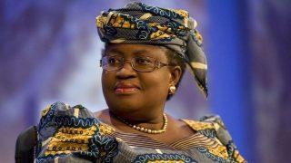 Ngozi Okonjo-Iweala Directrice générale de l'Organisation mondiale du commerce