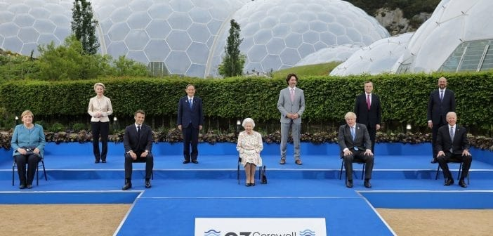 dirigeants-du-G7-a-St-Austell-Royaume-Uni