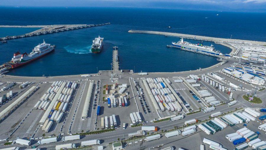 Tanger Med, premier port africain et méditerranéen