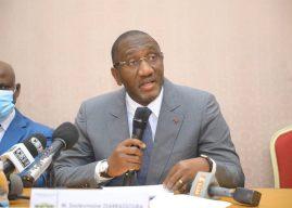 Grand entretien : Souleymane Diarrassouba, ministre ivoirien du Commerce et de l'industrie