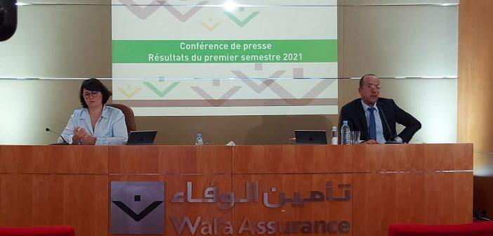 Maroc : Résultats semestriels, Wafa Assurance a digéré le Covid-19