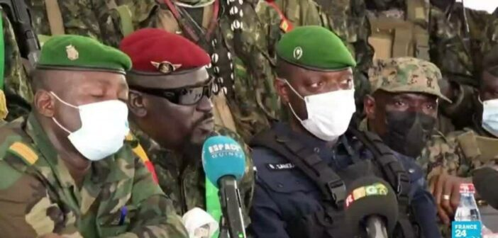 L'Afrique des coups d'Etat