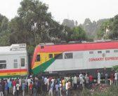 Guinée: Le Conakry Express à nouveau sur les rails